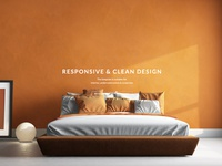 Interior Design Free Bootstrap Template