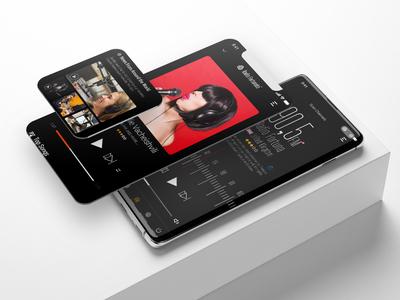 Fortunato - Radio Ui Kit for Mobile App.