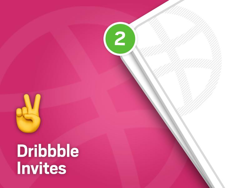 2 dribbble invites drafts design dribbble invite invitations invite invites dribbble