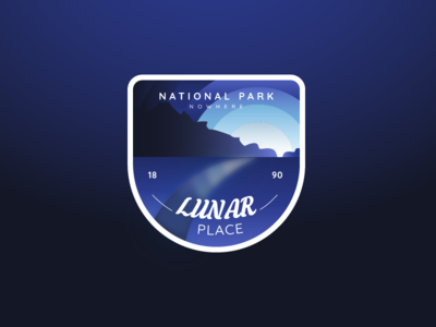Lunar Place ~ Daily logo Challenge (Day 20)