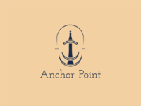 Anchor Point ~ Daily logo Challenge (Day 23)