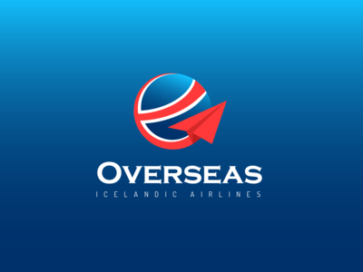 Overseas ~ Daily logo Challenge (Day 26)