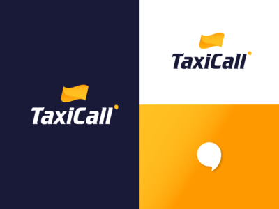 TaxiCall ~ Daily logo Challenge (Day 29)
