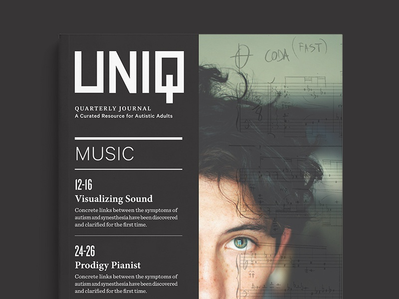 Uniq Editorial Cover