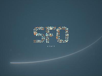 SFO illustration design concept artwork
