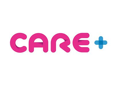 Care+ logo brand