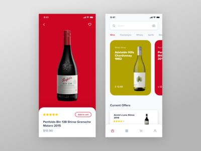 Meraki Wine App