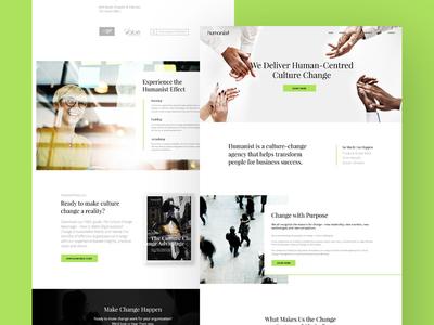 Humanist Website uiuxdesign uxdesign uidesign uiux wordpress development wordpress design wordpress web design ux ui website