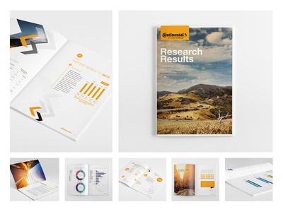 ContiPartner Research Report document print designer researchreport research design
