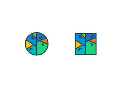 MBC Logo Exploration minimal website flat web app icon branding vector logo design illustration