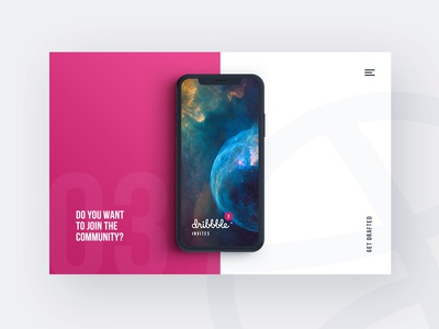 Dribbble Invites to Give Away