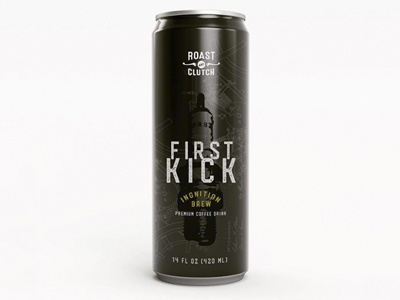First Kick Ignition Brew