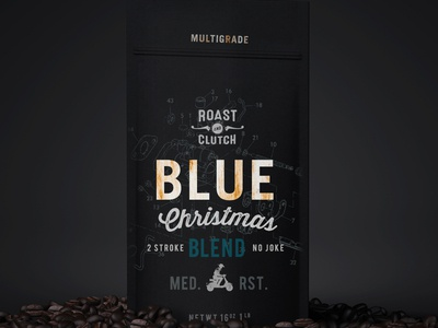 BLUE Christmas BLEND