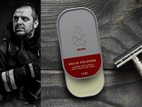 Arson Solid Cologne Package