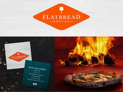 Flatbread Social Branding