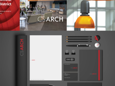 CSARCH branding
