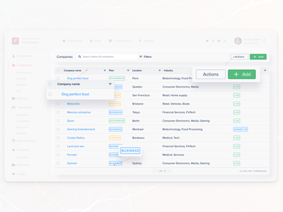 Forest Admin Tour tutorial guide illustration backoffice admin admin panel