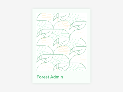 🌲 panel admin forest