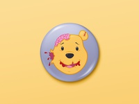 Zombie Winnie The Pooh