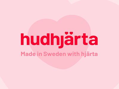 Hudjärta brand logo