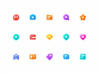 Jelly Icons