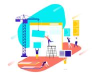 Steps of build Apps & Websites