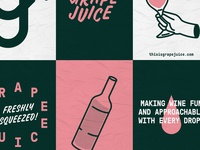 Grapejuice Posters