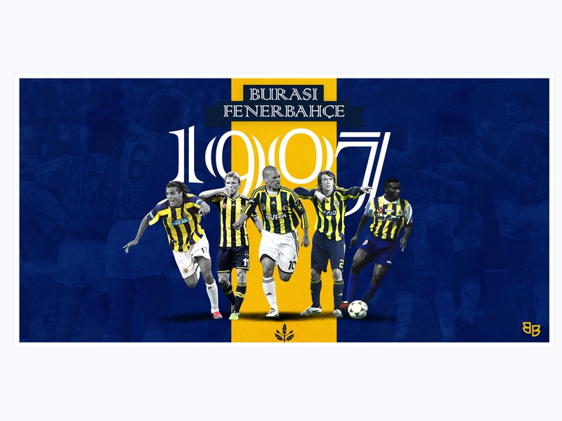 fenerbahce wallpaper fenerbahce gameday matchday football sports poster social media soccer design