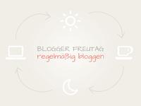 Regelmäßig bloggen - Make blog a habit!