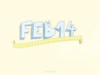Desktop Wallpaper February 2014 Freebie 800x600