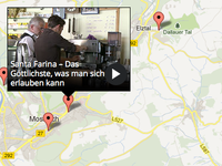 google map with embedded video (normal view)