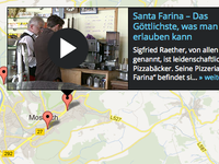 google map with embedded video (hover view)