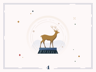 Christmas Calendar 🦌Day 4