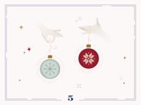Christmas Calendar 🏵Day 5