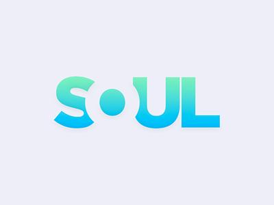 Soul - Logo Design photoshop soul logo