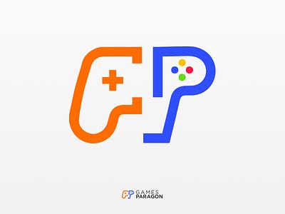Games Paragon Logo gaming blogs paragon games logo