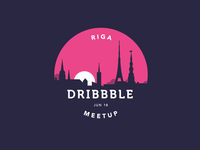 Dribbble Riga Meetup
