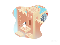 Monument Valley -Meet with the ancient city01