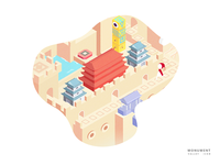Monument Valley -Meet with the ancient city02