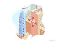 Monument Valley -Meet with the ancient city03