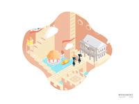 Monument Valley -Meet with the ancient city04