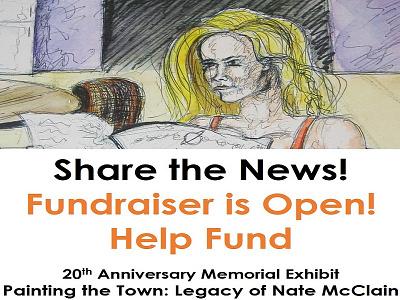 Support Local Art local art stl mo st louis exibit memorial fundraiser