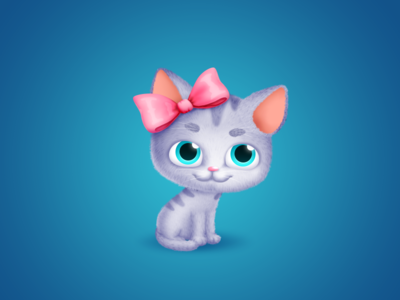 Kitty - Gift for Ok.ru