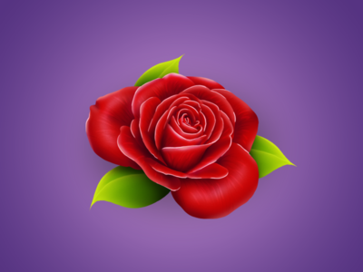 Rose - Gift for Ok.ru