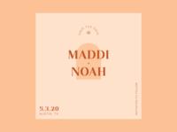 Maddi & Noah