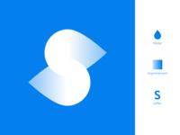 Logo mark for swimhero
