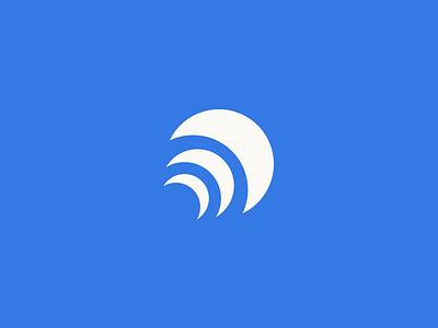 Right Kite logo abstract kitesurfing kitesurf kite branding mark logo design logo mark