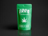 Erba Cannabis Mock Up
