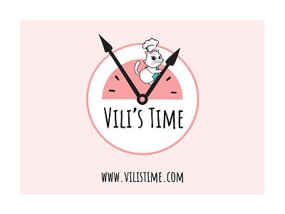 Villi`s time logo logo