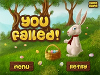 Easter game for iPad, iPhone